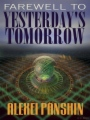 Farewell to Yesterday's Tomorrow book cover