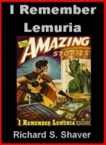 I Remember Lemuria by Richard S. Shaver book cover