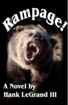 Rampage by Hank LeGrand III book cover