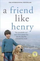 A Friend Like Henry by Naula Gardner book cover