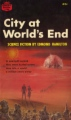 City at World's End book cover.