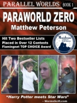 Paraworld Zero by Matthew Peterson book cover
