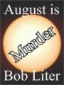 August is Murder book cover