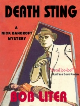 Death Sting by Bob Liter book cover