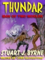 Thundar: Man Of Two Worlds book cover