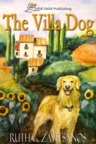 The Villa Dog by Ruth Zavitsanos book cover