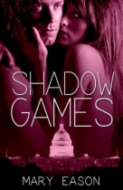 Shadow Games by Mary Eason book cover