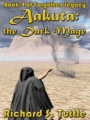 Aakuta: the Dark Mage book cover.