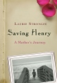 Saving Henry book cover.