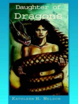 Daughter of Dragons by Kathleen H. Nelson book cover