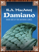 Damiano by R. A. MacAvoy book cover