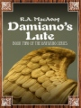 Damiano's Lute book cover.