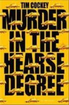 Murder in the Hearse Degree by Tim Cockey book cover