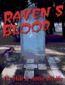 Raven's Blood book cover.