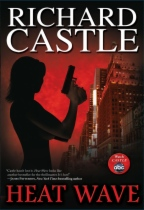 Heat Wave by Richard Castle book cover