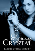 Gypsy Crystal by Lorie Unites-Struiff book cover