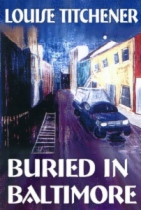 Buried in Baltimore by Louise Titchener book cover