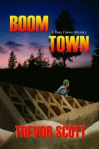 Boom Town by Trevor Scott book cover