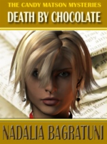 Death By Chocolate by Nadalia Bagratuni book cover
