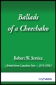Ballads of a Cheechako book cover