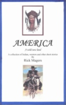 America by Rick Magers book cover