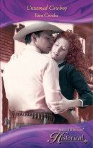 Untamed Cowboy by Pam Crooks book cover