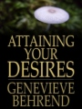 Attaining Your Desires book cover