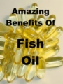 Amazing Benefits Of Fish Oil book cover
