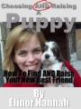 Choosing And Raising A Puppy book cover