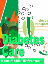 Diabetes Care Pocket Guide (Mobi Health) by MobileReference book cover