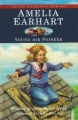 Amelia Earhart, Young Air Pioneer book cover